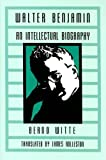 img - for Walter Benjamin: An Intellectual Biography (Kritik: German Literary Theory and Cultural Studies Series) by Bernd Witte (1991-08-01) book / textbook / text book