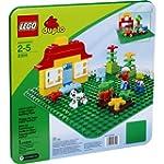 LEGO Duplo 2304 - Gro�e Bauplatte - gr�n