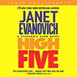 High Five (       ABRIDGED) by Janet Evanovich Narrated by Debi Mazar