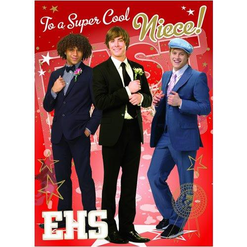 High School Musical 3 - Super Cool Niece Birthday
