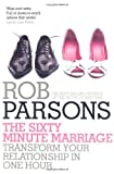 img - for The Sixty Minute Marriage book / textbook / text book