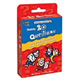 Travel 20 Questions for Kids Card Game