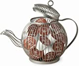 October Hill K-Cup Holder, Wire Teapot Cage