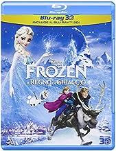 Frozen - Il Regno Di Ghiaccio (3D) (Blu-Ray+Blu-Ray 3D)