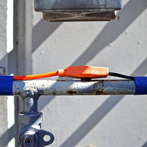 Чем утеплить водопроводную трубу на улице своими руками 10
