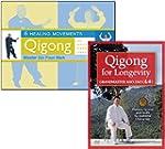 Bundle: Qigong for Seniors book and D...