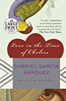 Love in the Time of Cholera (Random House Large Print)