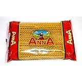 Anna - Fusilli col Buco (Long Fusilli) N. 108, (4)- 16 oz. Packages