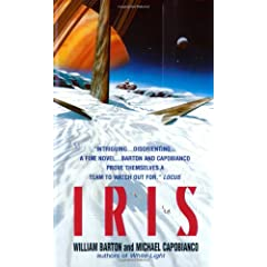 Iris by William Barton and Michael Capobianco