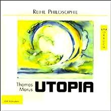 Utopia Hörbuch von Thomas Morus Gesprochen von: Hans Eckardt