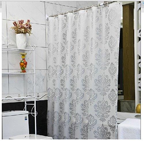 Unique Bathroom Shower CurtainElegant CurtainsModern CurtainFunky CurtainContemporary CurtainPEVA Flower72x80