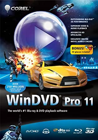 WinDVD Pro 11 [Download]