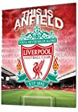 GB eye Ltd, 3d Lenticular Poster, Liverpool, Crest, (47x67cm)