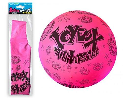 ballon-geant-joyeux-anniversaire-tocadis-rose