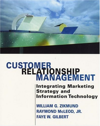 Customer Relationship Management: Integrating Marketing...