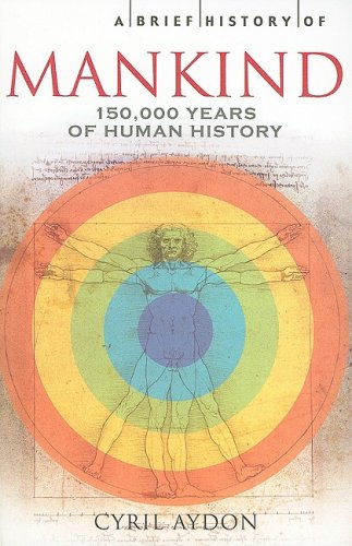 A Brief History of Mankind: 150,000 Years of Human History