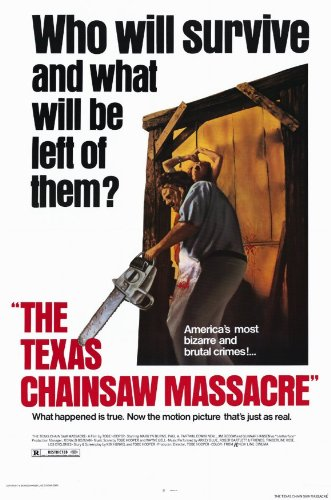 The Texas chainsaw massacre 27,9 x 43,2 cm (28 x 44 cm) Movie Poster