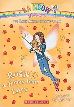 Amazon Com Rosie The Honey Bear Fairy A Rainbow Magic