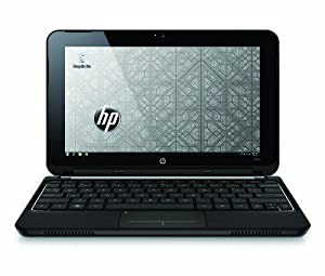 HP Mini 210-1085NR 10.1-Inch Blue Netbook - 9.75 Hours of Battery Life