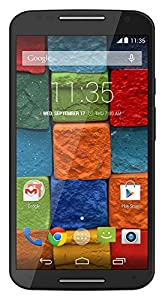 Motorola Moto X - 2nd Generation, Black Leather 16GB (AT&T)