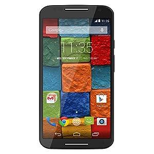 Motorola Moto X - 2nd Generation, Black Leather 16GB (AT&T)