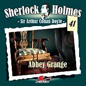 Abbey Grange (Sherlock Holmes 41) |