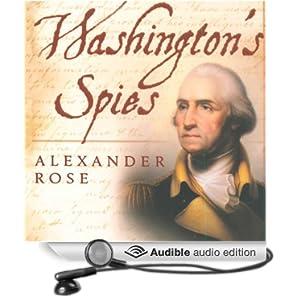 Amazon Com Washington S Spies The Story Of America S