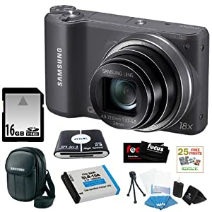 Samsung WB250F 16.4MP WIFI w/ 3