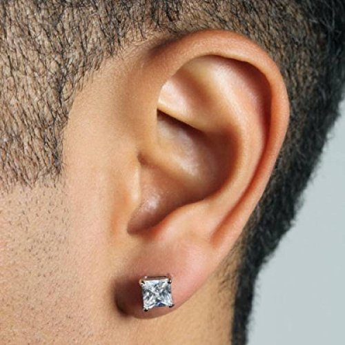 big fake diamond earrings - photo #33