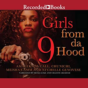 Girls From Da Hood 9 Audiobook