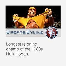 Wrestling Icons: Hulk Hogan Interview  by Ron Barr Narrated by Ron Barr, Hulk Hogan