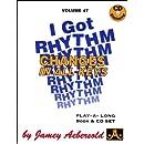 AEBERSOLD 47 CD I GOT RHYTHM
