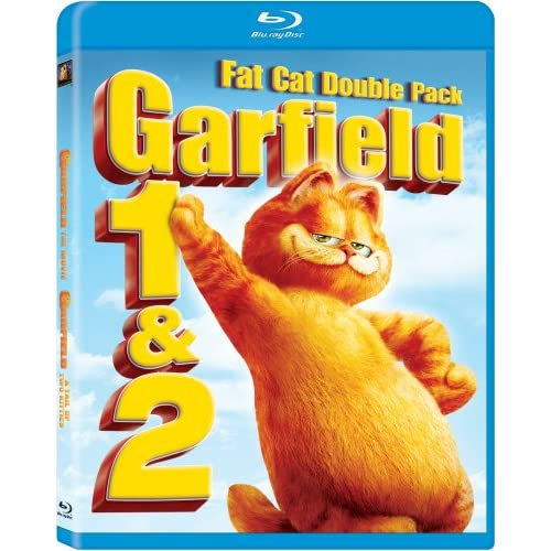 Garfield The Movie Garfield A Tail Of Two Kitties Fat Cat Br Double Pack 03 22 11 Dvd Talk Forum