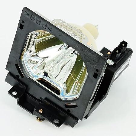 haiwo 610-301-6047/lmp52de haute qualité Ampoule de projecteur de remplacement compatible avec boîtier pour projecteur Sanyo PLC-XF35/xf35l;/EIKI LC-X5/X5L.
