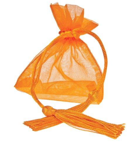 WeGlow International Mini Favor Tote - Orange (Dozen) - 1