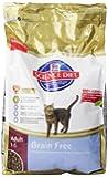 Hills Science Diet Adult Grain Free Cat Food, 11-Pound Bag