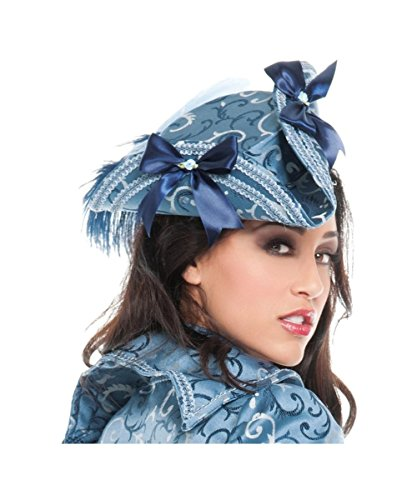 Blue Seas Pirate Wench Halloween Costume Womens Hat Accessory