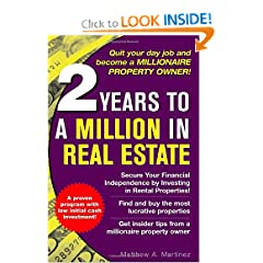 2 Years to a Million in Real Estate (9780071471879)