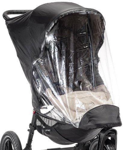 Baby Jogger City Elite Single Stroller Rain Canopy front-557564