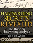 Handwriting Secrets Revealed: The Boo...