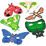 Dozen Bug Animal Masks