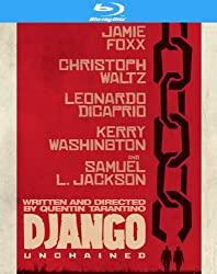 Django Unchained (Blu-ray + UV)