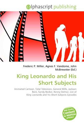 king-leonardo-and-his-short-subjects-animated-cartoon-total-television-general-mills-jackson-beck-sa