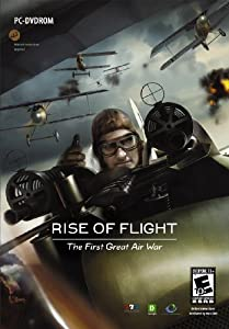 Rise of Flight: The First Great Air War by 777 Studios