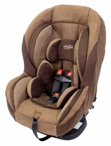 convertible car child seat evenflo momentum 65 dlx convertible car seat featuring surelatch. Black Bedroom Furniture Sets. Home Design Ideas