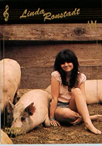 1992 Country Classics Trading Card # 93 Linda Ronstadt In a Protective Display Case!