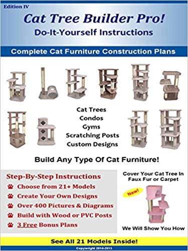Make Your Own Cat Tree!