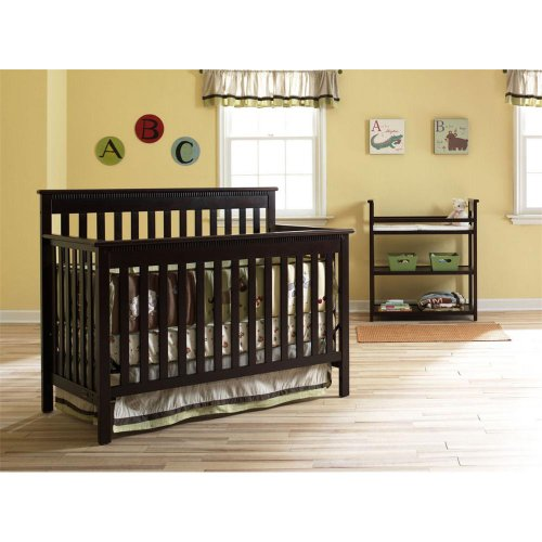 Graco Bedford Convertible Crib and Changing Table