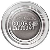 Maybelline Colour Tattoo 24 Hour Eye Shadow, Immortal Charcoal Number 55