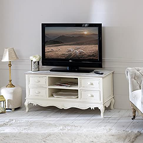 Paese Ash Range–Grande TV con cassetti